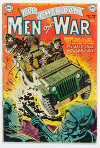 All-American Men of War #128 (#2) (DC, 1952) Condition: VG+