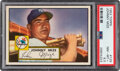 Baseball Cards:Singles (1950-1959), 1952 Topps Johnny Mize #129 PSA NM-MT+ 8.5 - Pop Two, Thre...
