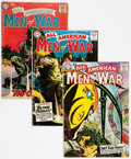 Silver Age (1956-1969):War, All-American Men of War Group of 56 (DC, 1958-66) Conditio...