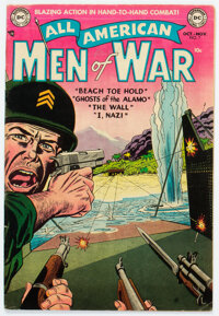 All-American Men of War #7 (DC, 1953) Condition: FN/VF