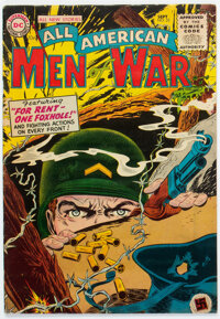 All-American Men of War #25 (DC, 1955) Condition: FN/VF