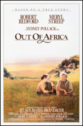 """Movie Posters:Drama, Out of Africa (Universal, 1985). Folded, Very Fine+. One Sheet (27"""" X 41"""") SS. Drama.. ..."""