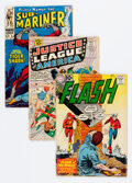 Silver Age (1956-1969):Superhero, DC/Marvel Silver Age Group of 40 (DC/Marvel, 1961-69) Condition: Average PR.... (Total: 40 )
