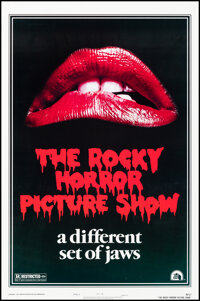 """The Rocky Horror Picture Show (20th Century Fox, 1975). Rolled, Fine/Very Fine. One Sheet (27"""" X 41"""") Style A..."""