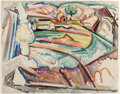 Works on Paper, William Sommer (American, 1867-1949) The Zim...