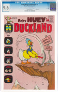 Silver Age (1956-1969):Cartoon Character, Baby Huey in Duckland #3 File Copy (Harvey, 1963) CGC NM+ ...