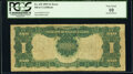 Inverted Back Error Fr. 233 $1 1899 Silver Certificate PCGS Very Good 10