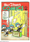 Golden Age (1938-1955):Funny Animal, Walt Disney's Comics and Stories #13 (Dell) Condition: VG+.Overstreet 2003 VG 4.0 value = $142....