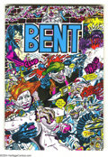 Bronze Age (1970-1979):Alternative/Underground, Bent #nn (Print Mint, 1971) Condition: VF/NM. First printing of this typically raunchy, tough to find S. Clay Wilson solo co...