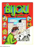 Silver Age (1956-1969):Alternative/Underground, Bijou Funnies #3 (Print Mint, 1969) Condition: VF-. First printing.Art by Robert Crumb, Jay Lynch, Skip Williamson, and oth...