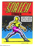 Silver Age (1956-1969):Alternative/Underground, Snatch Comics #1 (Second Printing) (Apex Novelties, 1968)Condition: VF/NM. Art by Robert Crumb and S. Clay Wilson.Undergro...