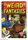 "Bronze Age (1970-1979):Alternative/Underground, Weird Fantasies #1 (Los Angeles Comic Book Co., 1972) Condition: NM-. Underground comix in the ""EC tradition"", with art by R..."