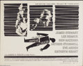 """Movie Posters:Crime, Anatomy of a Murder (Columbia, 1959). Half Sheet (22"""" X 28""""). Saul Bass designed this poster as he did most of director Otto..."""