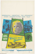 """Movie Posters:Horror, Village of the Damned (Loews - MGM, 1960). Window Card (14"""" X 22""""). This card is from the very well known British film adapt..."""