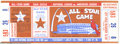 Baseball Collectibles:Tickets, Baseball 1966 Ticket All Star Game Busch Stadium NM ...