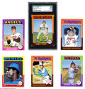 Baseball Cards:Sets, Baseball 1975 Topps Complete Set NM+ UnCertified. A very ...