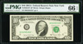 Small Size:Federal Reserve Notes, Fr. 2026-B* $10 1981A Federal Reserve Star Note. PMG Gem Uncirculated 66 EPQ.. ...