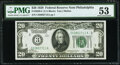 Small Size:Federal Reserve Notes, Fr. 2050-C $20 1928 Federal Reserve Note. PMG About Uncirculated 53.. ...