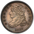 1832 10C JR-5, R.2, MS64 PCGS. CAC. PCGS Population: (0/0 and 0/1+). NGC Census: (0/0 and 0/0+). MS64. Mintage 522,500...