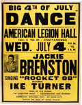 Music Memorabilia:Posters, This item is currently being reviewed by our catalogers and photographers. A written description will be available along with high resolution images soon.