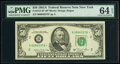 Small Size:Federal Reserve Notes, Fr. 2121-B* $50 1981A Federal Reserve Star Note. PMG Choice Uncirculated 64 EPQ.. ...
