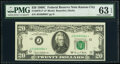 Fr. 2070-J* $20 1969C Federal Reserve Star Note. PMG Choice Uncirculated 63 EPQ