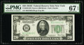 Small Size:Federal Reserve Notes, Fr. 2058-B $20 1934D Narrow Federal Reserve Note. PMG Superb Gem Unc 67 EPQ.. ...