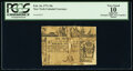 Colonial Notes:New York, New York February 16, 1771 10s PCGS Apparent Very Good 10.. ...