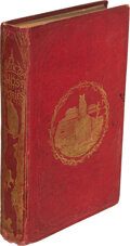 Books:Horror & Supernatural, [J. Sheridan Le Fanu]. Ghost Stories and Tales of Mystery. Dublin: James McGlashan, 1851. First edition. With an a...