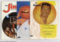 Basketball Collectibles:Programs, 1957-78 Philadelphia Basketball Programs and Yearbook (3) ... (3items)