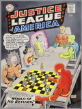 Original Comic Art:Covers, Murphy Anderson - Original Art Cover Recreation for Justice Leagueof America #1 (1996). The ultimate DC Team-up book gets t...