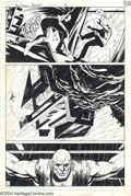 Original Comic Art:Panel Pages, Ross Andru and Pablo Marcos - Original Art for Batman Annual #12, pages 33 and 38 (DC, 1988). Two nicely illustrated pages f...