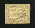 Colonial Notes:Continental Congress Issues, Continental Currency November 29, 1775 $2 Extremely Fine....