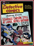 Original Comic Art:Covers, Dick Sprang - Original Art Cover Recreation of Detective Comics#136 (1991).. A fantastic recreation rendered by one of Batm...