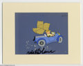 Original Comic Art:Miscellaneous, Warner Brothers Studios - Original Animation Cell for Porky PigCartoon (Warner Brothers, 1960s). We can't say for sure what...