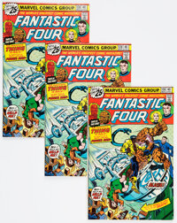 Fantastic Four #170 Group of 12 (Marvel, 1976) Condition: Average VF+.... (Total: 12 Comic Books)