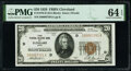 Small Size:Federal Reserve Bank Notes, Fr. 1870-D $20 1929 Federal Reserve Bank Note. PMG Choice Uncirculated 64 EPQ.. ...