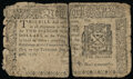 Colonial Notes:New York, New York August 13, 1776 $2 Very Good-Fine.. ...