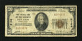 National Bank Notes:Pennsylvania, Red Lion, PA - $20 1929 Ty. 1 First NB & TC Ch. # 5184. ...