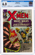 Silver Age (1956-1969):Superhero, X-Men #13 (Marvel, 1965) CGC FN 6.0 White pages. S...