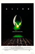 Movie Posters:Science Fiction, Alien (20th Century Fox, 1979). Rolled, Near Mint-.