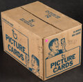 Baseball Cards:Unopened Packs/Display Boxes, 1987 Topps Baseball Unopened Vending Case With Twenty-Four 500 Count Boxes! ...