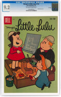 Silver Age (1956-1969):Humor, Marge's Little Lulu #133 File Copy (Dell, 1959) CGC NM- 9....