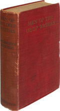 Books:Horror & Supernatural, William Hope Hodgson. Men of the Deep Waters. London: Eveleigh Nash, 1914. First edition. Signed and inscribed by ...