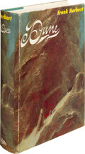 Books:Science Fiction & Fantasy, Frank Herbert. Dune. Philadelphia, New York, and London: Chilton Book Co., 1965. First edition, second printing stat...