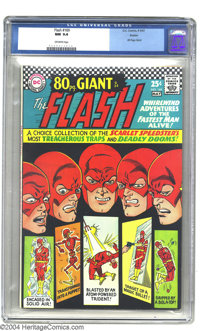 Dynamo #4 Boston pedigree (Tower, 1967) CGC NM+ 9.6 Off-white to white pages. Here is a bondage cover with Wally Wood ar...