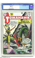 Silver Age (1956-1969):Western, Tomahawk Group (DC, 1961-66) CGC NM 9.4 Cream to off-white pages.This group of high-grade CGC-certified comics consists of ...(Total: 5 Comic Books Item)
