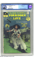 Bronze Age (1970-1979):Horror, Dark Mansion of Forbidden Love #3 Pacific Coast pedigree (DC, 1972)CGC VF/NM 9.0 Off-white to white pages. This issue of DC...