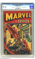 Golden Age (1938-1955):Superhero, Marvel Mystery Comics #72 (Timely, 1946) CGC NM- 9.2 Cream to off-white pages. This high-grade example of one of comicdom's ...