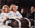 Movie/TV Memorabilia:Autographs and Signed Items, Young Frankenstein Cast Signed Color...